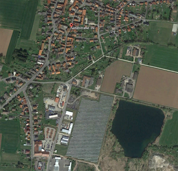 Solar Array, State of Hesse, Germany